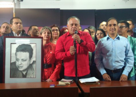 Oficialismo marchará el 23-E en todo el país en homenaje de Fabricio Ojeda