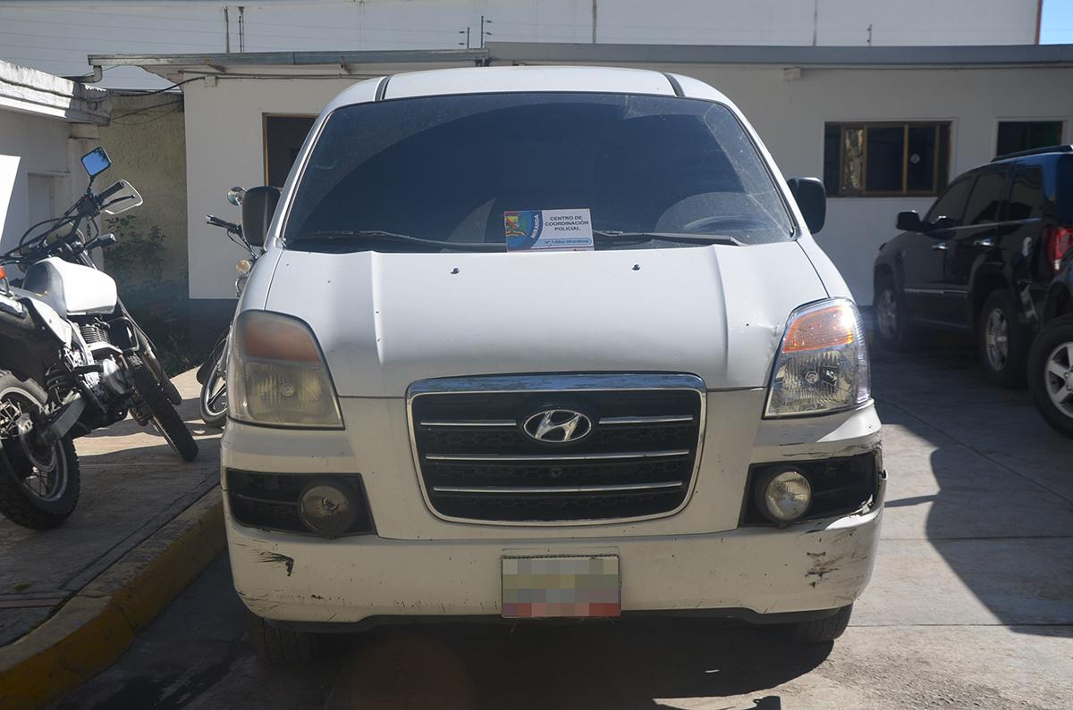 Polimiranda recupera dos carros en Los Teques