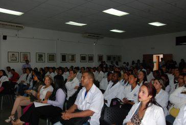 Inició el curso de postgrado de Medicina General Integral