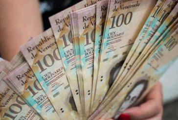 Extienden hasta el 20 de febrero circulación de los billetes de Bs. 100