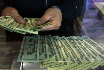 Ingresos del país en divisas cayeron 60% en 2016