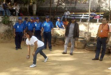 Inaugurado Campeonato Municipal de Bolas Criollas en Los Teques