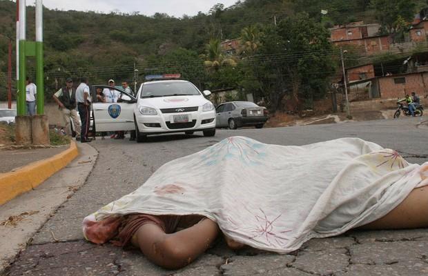 Decapitan a ''El Yonaiker'' en Aragua