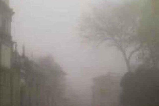 Decretan alerta por el frío en Mérida, reportan temperaturas de 10°C