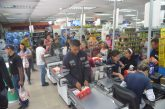Harina de maíz regulada voló en automercado Express