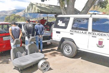 GNB desmantela banda de ''Los Memos'' en El Jabillal