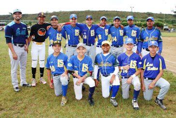 Los Salias listo para el zonal de beisbol prejunior