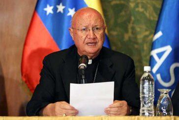 Monseñor Celli renunció a su visita a Venezuela