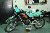 Retienen moto con serialeschimbos en la Bermúdez