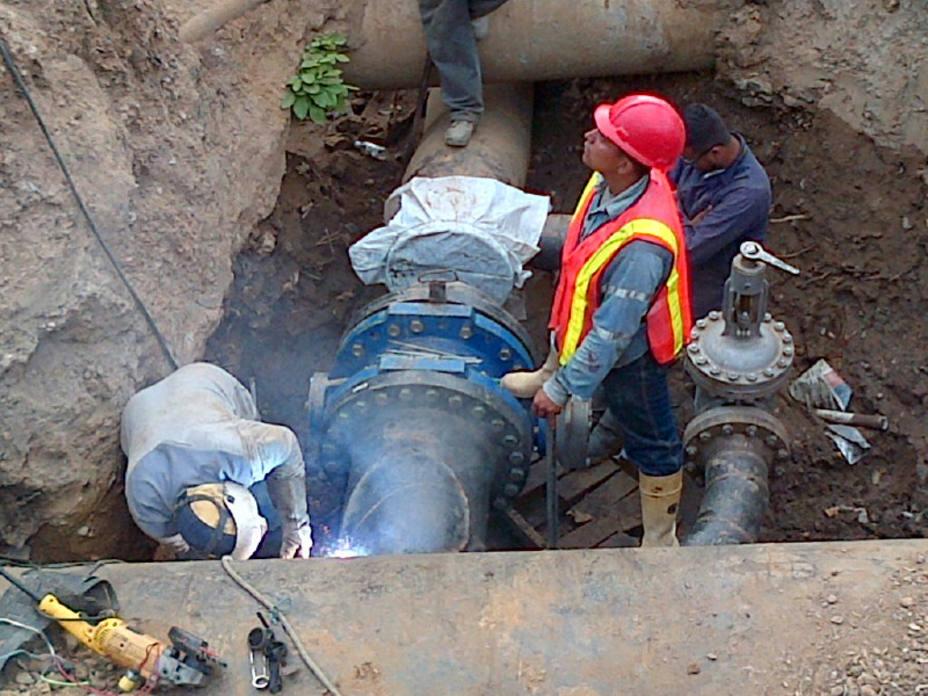Suspenderán servicio de agua por 24 horas en Caracas y Miranda