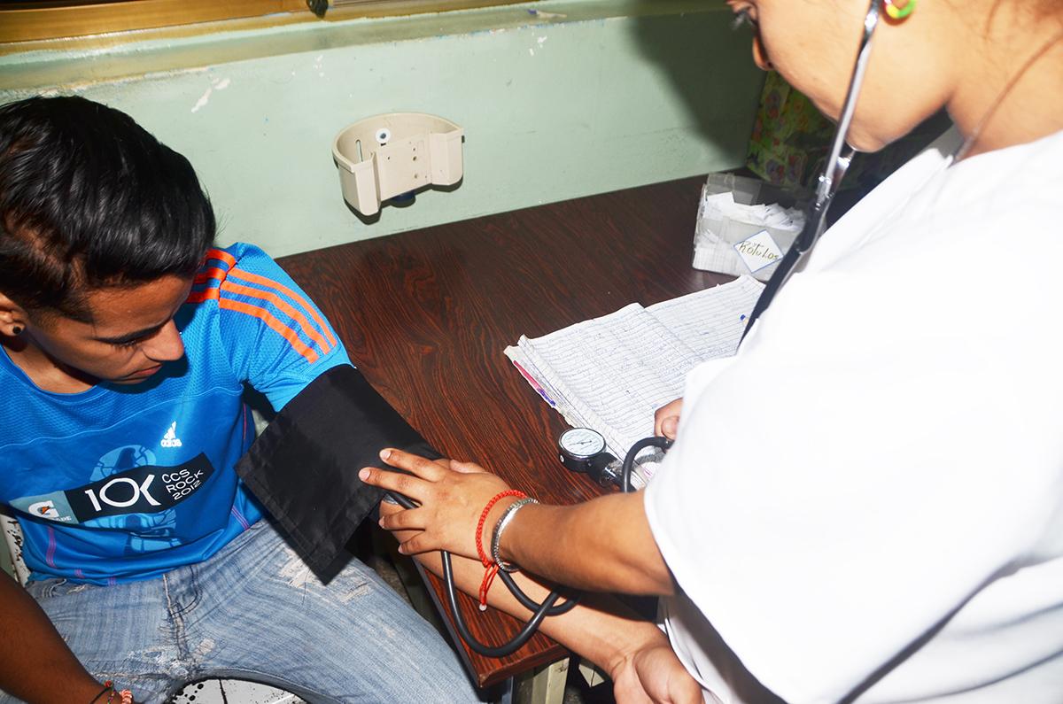 Aumentó 30% atención de pacientes en ambulatorios carrizaleños en 2016
