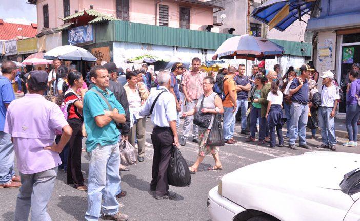 Tres protestas paralizaron a Los Altos