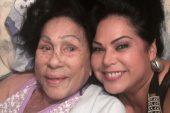 Falleció la madre de Lila Morillo
