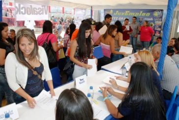 Retoman Feria del Empleo
