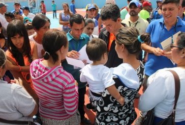 Comunidad José Gregorio Hernández cuenta con nuevas obras de infraestructura