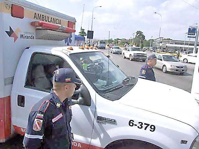 Bomberos de Miranda han prestado 80 servicios durante carnavales
