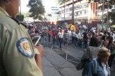 Cuerpos policiales toman Los Teques por carnavales