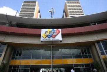 CNE difirió para el 4 de marzo validación de los partidos políticos