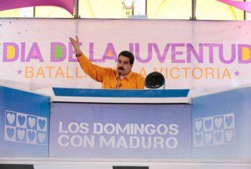 Maduro: A la cárcel deben ir culpables de sobornos en caso Odebrecht