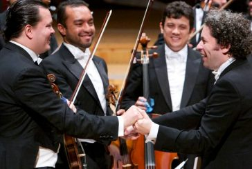El claroscuro de Beethoven con la Simón Bolívar