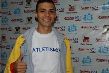 Néstor Nieves participará en las pruebas de velocidad