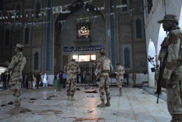 A 76 muertos aumenta la cifra del atentado en Pakistán