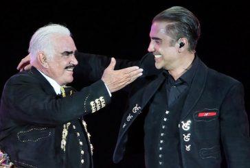 Alejandro Fernández realizará disco de rancheras con su padre