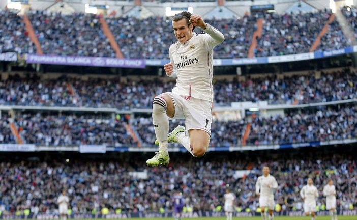 Gareth Bale reaparece con gol en un Real Madrid de récord