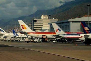 Aerolíneas internacionales siguen en Venezuela para no incomunicarlo