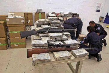 Expolicía traficaba armas hacia Venezuela