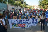 60 escuelas guaicaipureñas participaron en desfile carnestolendo