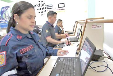 Bomberos han atendido 327 emergencias