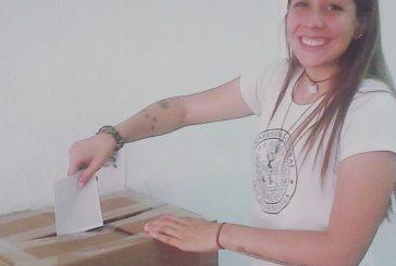 Rafaela Requesens ganó elecciones en la UCV