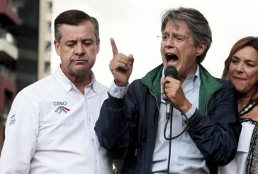 Ecuador irá a segunda vuelta para elegir nuevo Presidente