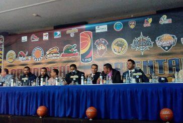 Liga Profesional de Baloncesto realiza presentación oficial de temporada 2017
