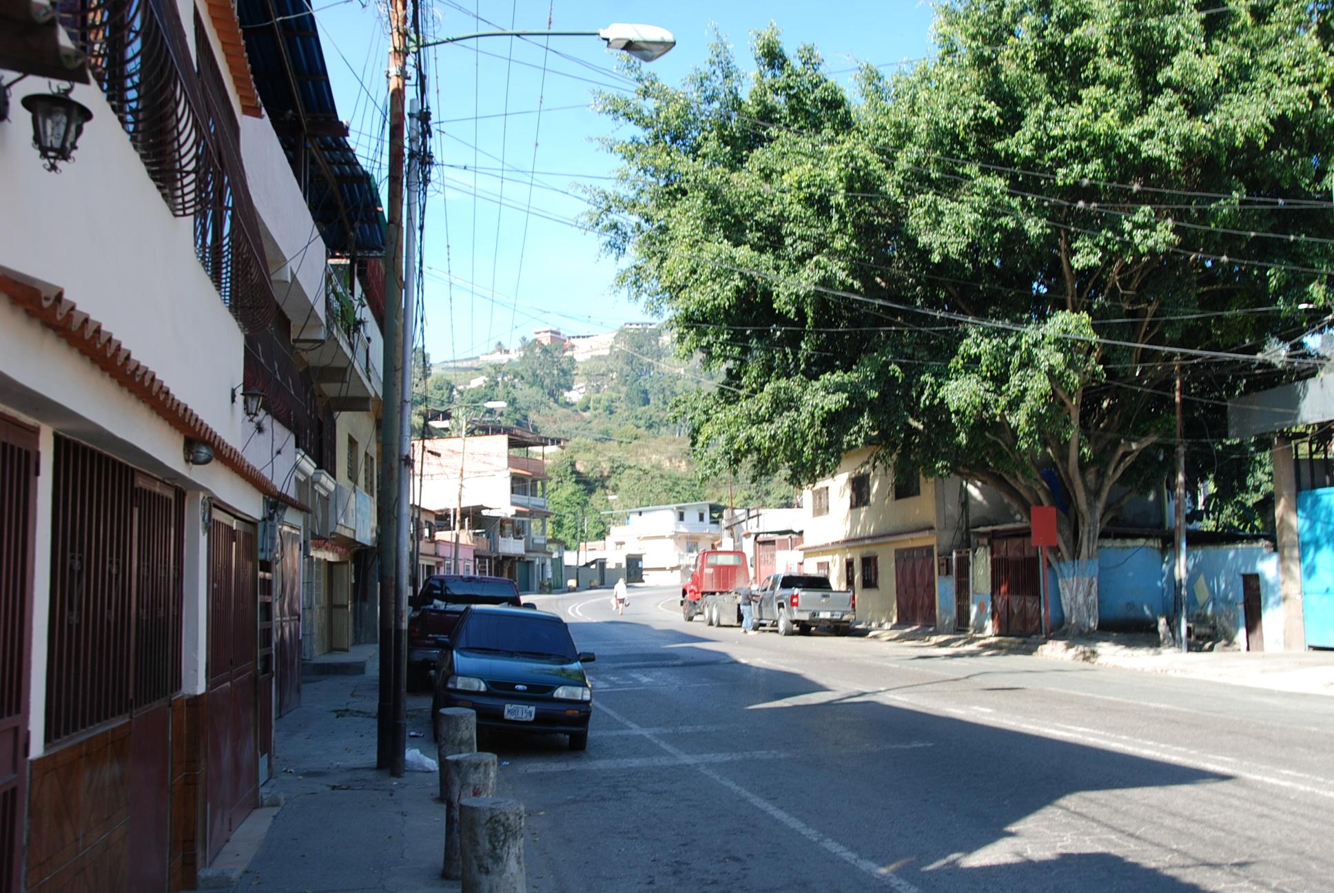 En el sector Andrés Bello piden mejora en los servicios
