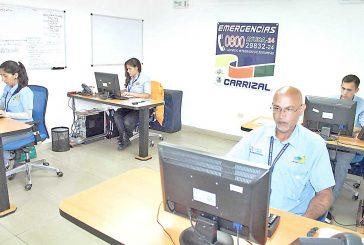 Emergencias Carrizal a la vanguardia humana y tecnológica