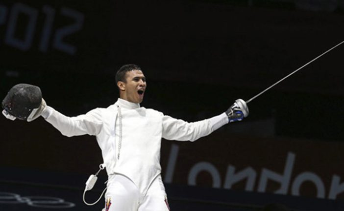Espada masculina de Venezuela mide fuerzas en Vancouver
