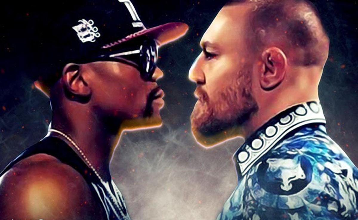 McGregor y Mayweather habrían llegado a un acuerdo para pelear
