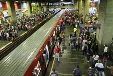 Muere hombre atrapado en las puertas de un vagón del Metro de Caracas