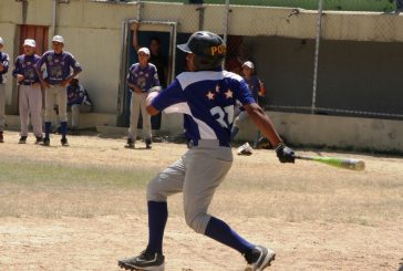 Guaicaipuro dividió con Zamora en béisbol juvenil A y AA