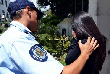 Polimiranda detiene a hombre por violencia de género