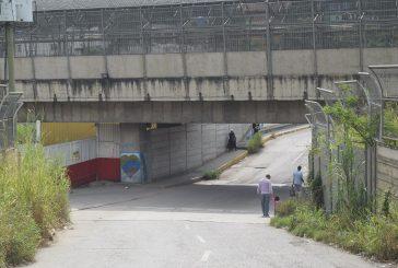 Inseguridad y falta de alumbrado se combinan para atormentar en la Carretera Vieja