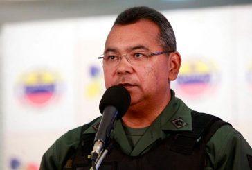 Ministro Reverol, presento las líneas de acción para la Misión Justicia Socialista