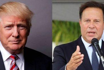 Trump y Varela hablaron sobre la situación en Venezuela