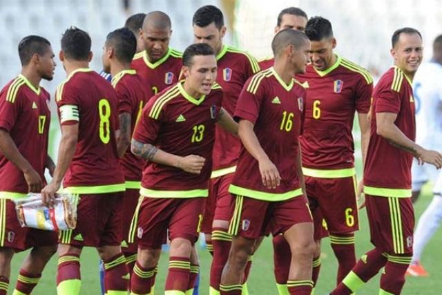 La Vinotinto ascendió 17 puestos en el ranking FIFA