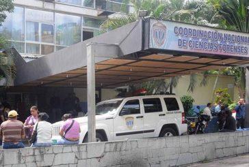 31 cadáveres ingresaron a Bello Monte durante el fin de semana