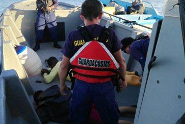 Detienen en Costa Rica a ecuatorianos y colombianos con cocaína