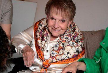 Falleció Sofía Ímber a los 92 años de edad
