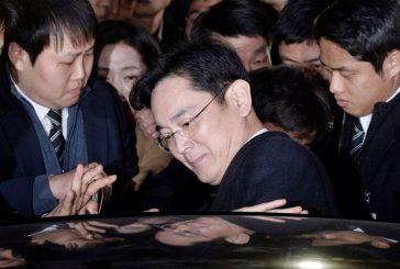 Detenido el heredero de Samsung por escándalo de corrupción en Corea del Sur